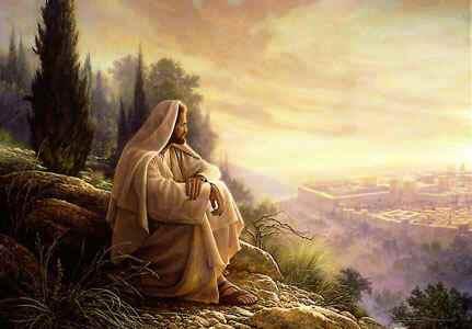 Jesus and Jerusalem