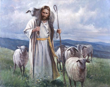 Jesus the Great Shepherd