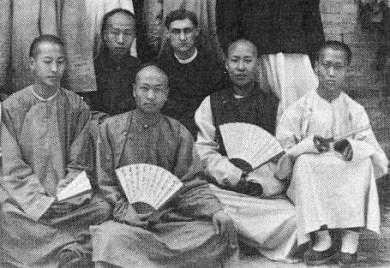 Roland Allen in China (1895-1903)